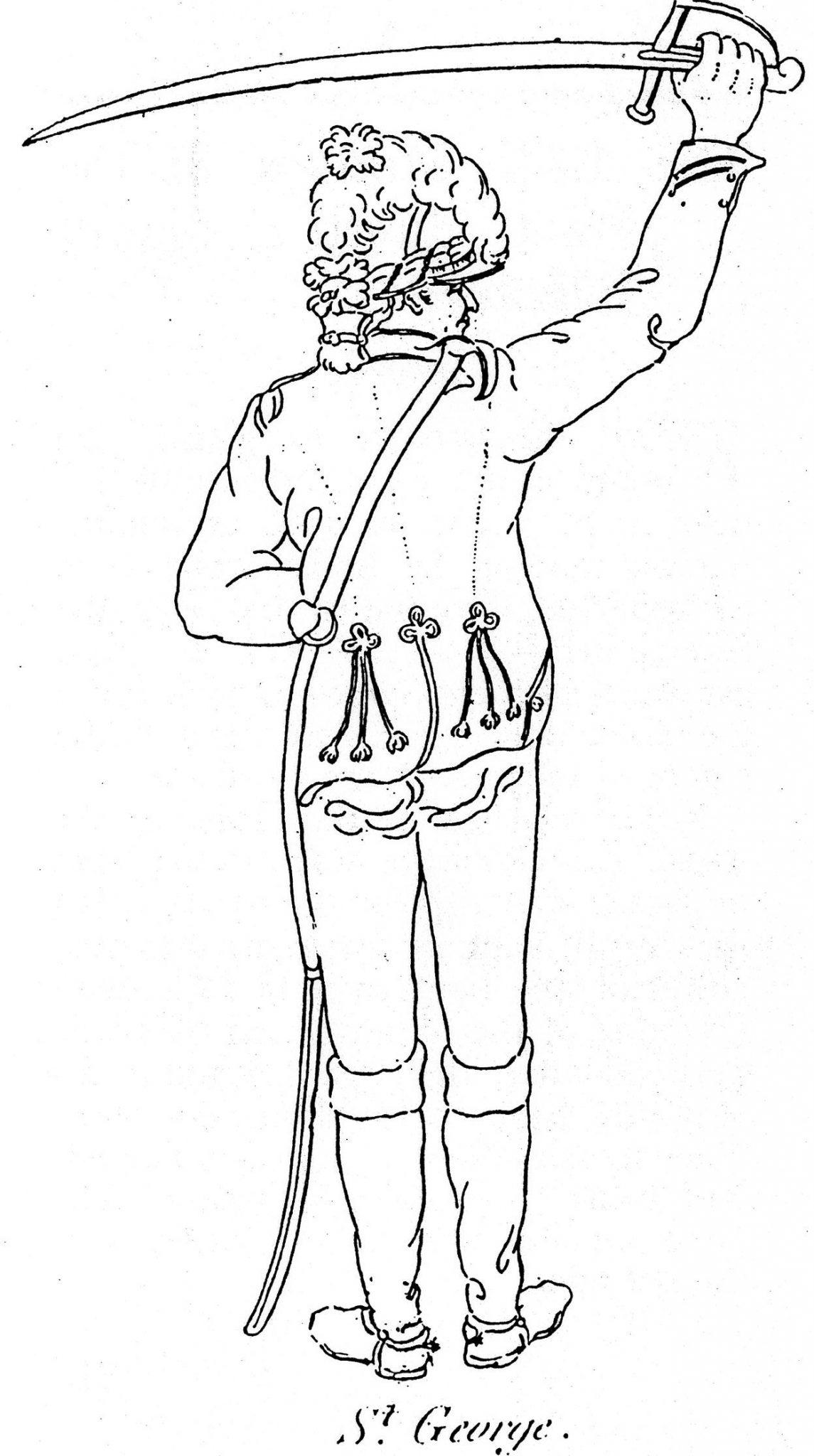 An Abridgement of the New Broad Sword Exercize, London, 1797 2