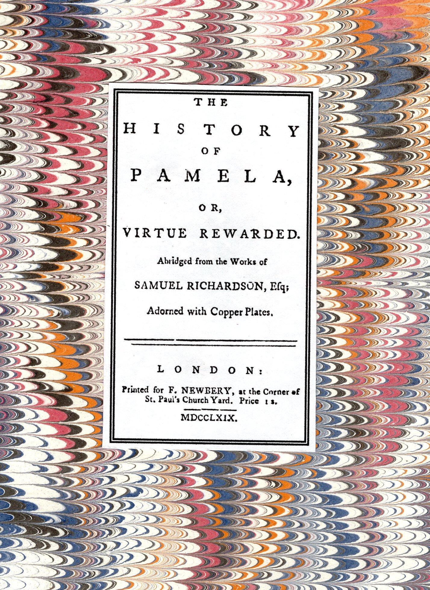History of Pamela 1
