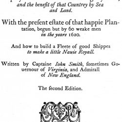 New England's Trials Declaring the Success of 80 Ships employed thither within these eight yeares