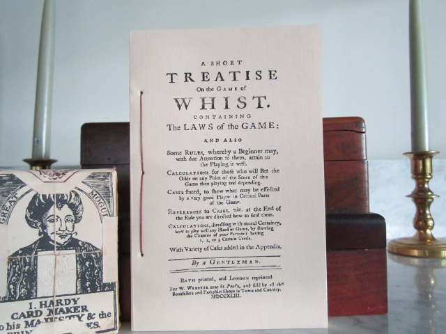 Hoyle's Treatise on Whist 2